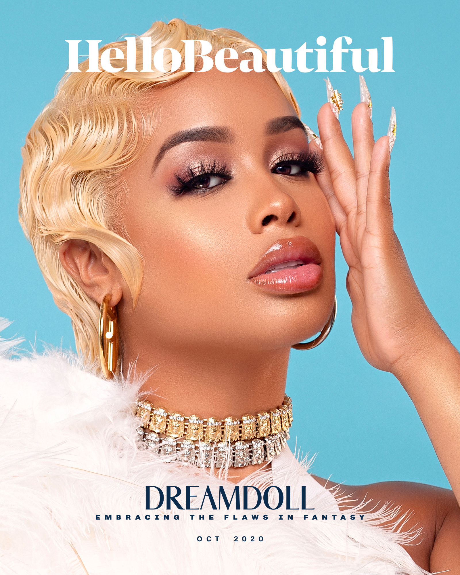 Dream Doll - October 2020 - Cover