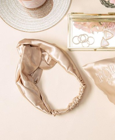 FORVR MOOD Pure Silk Headband