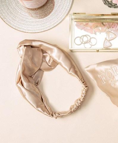 FORVR MOOD Pure Silk Headband