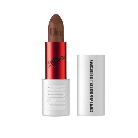 Uoma Beauty Badass Icon Matte Lipstick in Nina