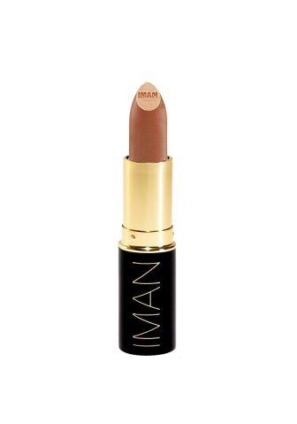 IMAN Cosmetics Luxury Moisturizing Lipstick in Paprika