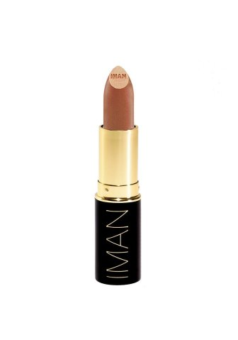 IMAN Cosmetics Luxury Moisturizing Lipstick in Paprika
