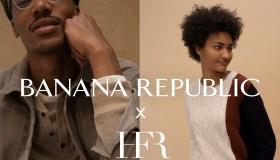 Banana Republic x HFR Launch