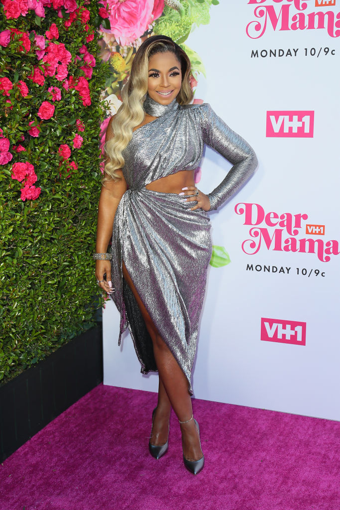 "ASHANTI AT VH1'S ANNUAL ""DEAR MAMA: A LOVE LETTER TO MOM"", 2019"