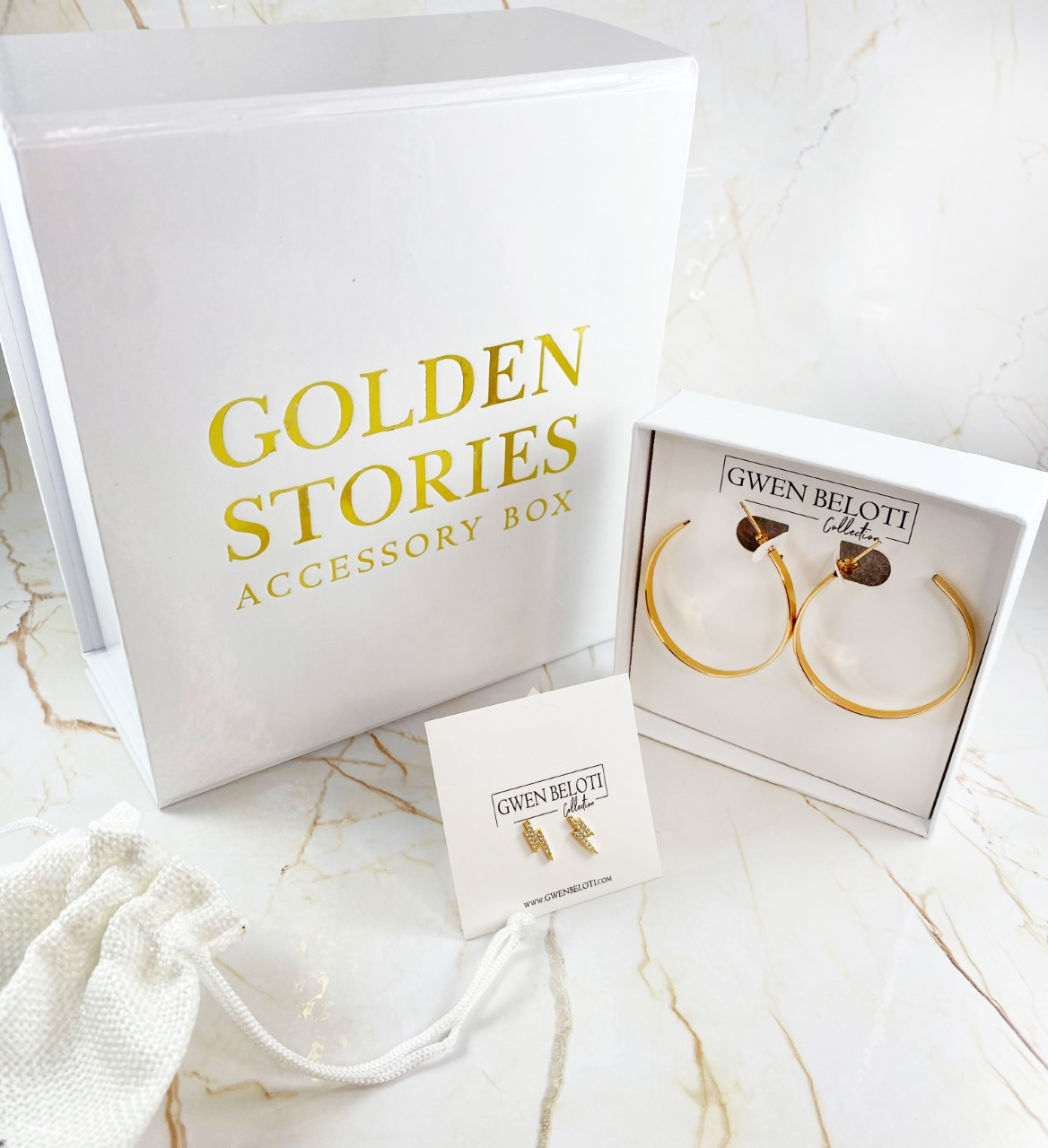 Golden Stories Accessory Box