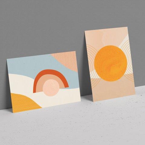 Under The Sunlight Postcards