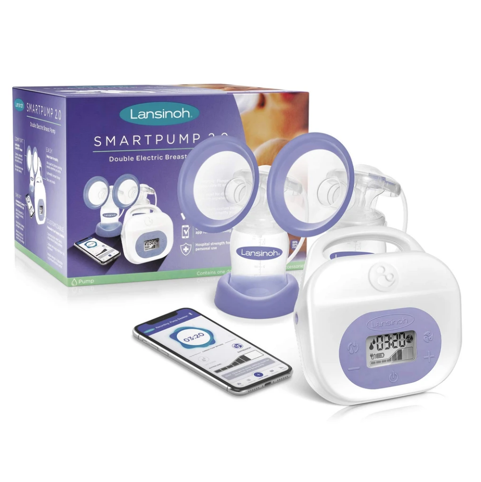 Lansinoh Smartpump 2.0 Double Electric Breast Pump