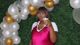 Ciara JiBri Bublé Champagne