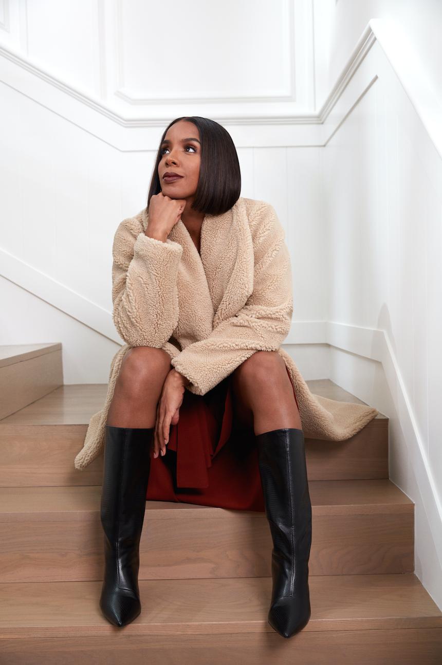 Kelly Rowland x JustFab Campaign