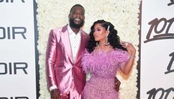 Gucci Mane Black Tie Gala