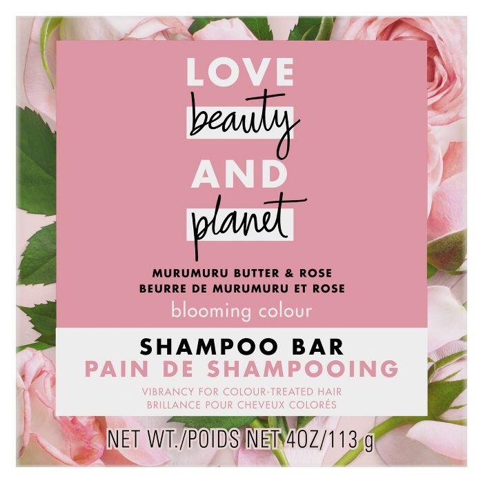 Love Beauty and Planet Muru Muru Shampoo Bar