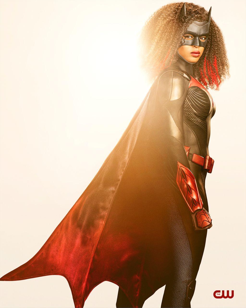 Javicia Leslie/ New Batwoman Suit