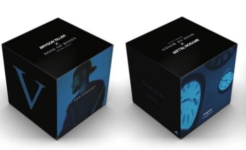 Bryson Tiller TRAPSOUL x Doses box