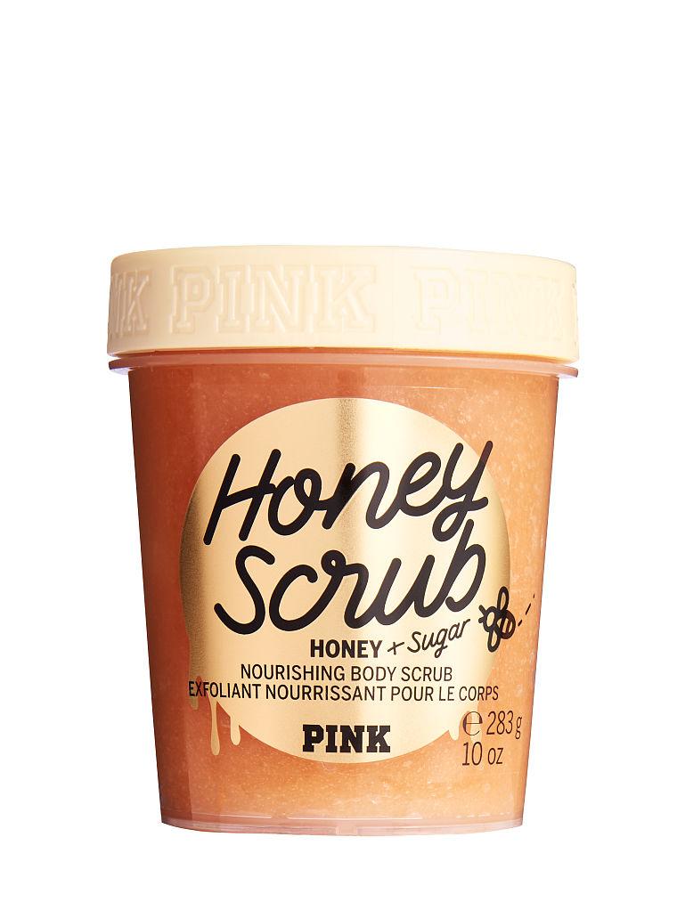 Honey Scrub Nourishing Body Scrub with Pure Honey