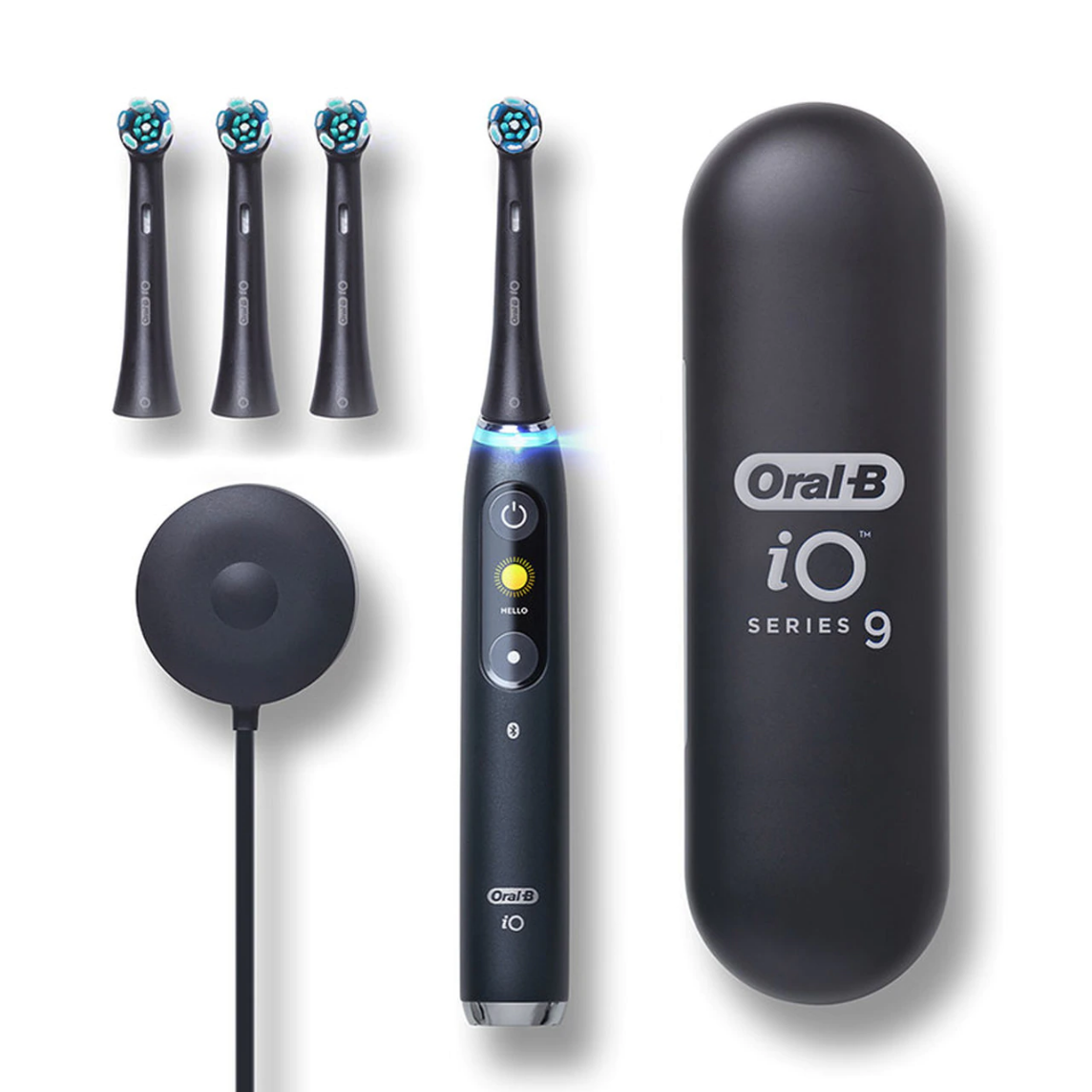 iO Series 9 Rechargeable Electric Toothbrush