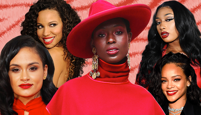 Bold Red Lipsticks For Every Shade Of Brown Girl