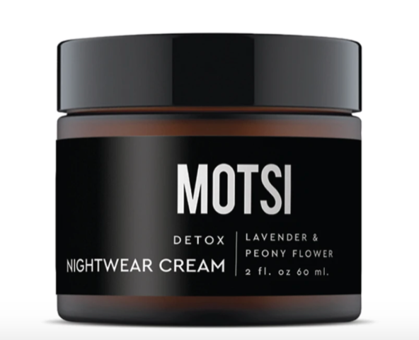 Motsi Detox Nightwear Cream
