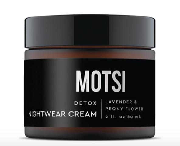 Motsi Detox Nightwear Cream