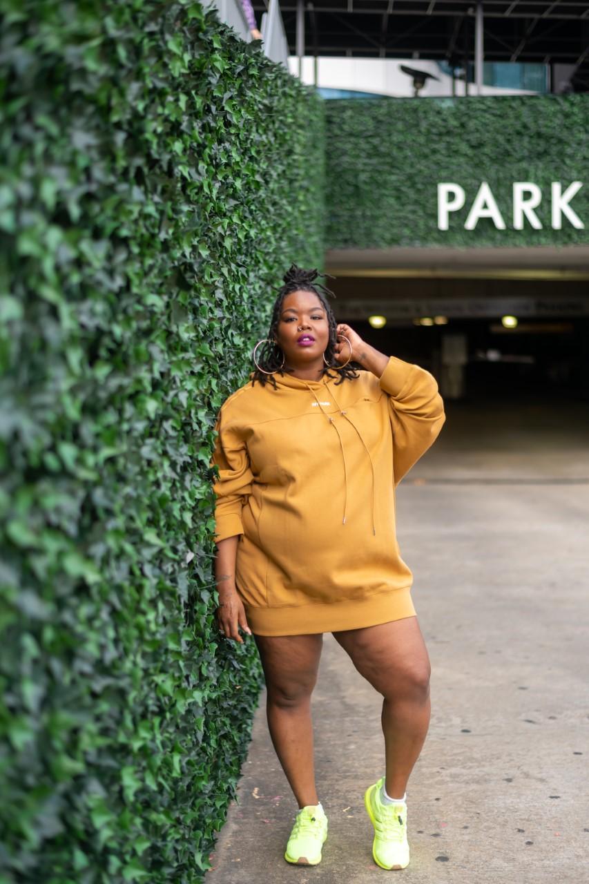 Chante- Ivy Park Plus-Size Collection