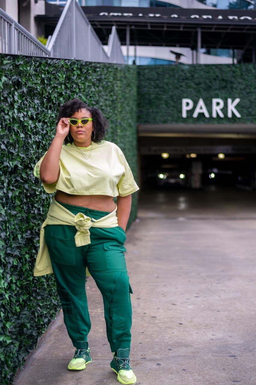 Tierra- Ivy Park Plus-Size Collection