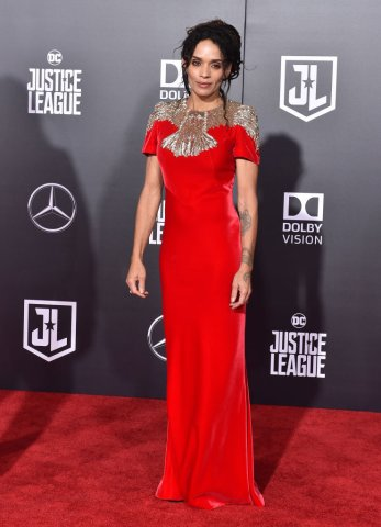 "Premiere Of Warner Bros. Pictures' ""Justice League"""
