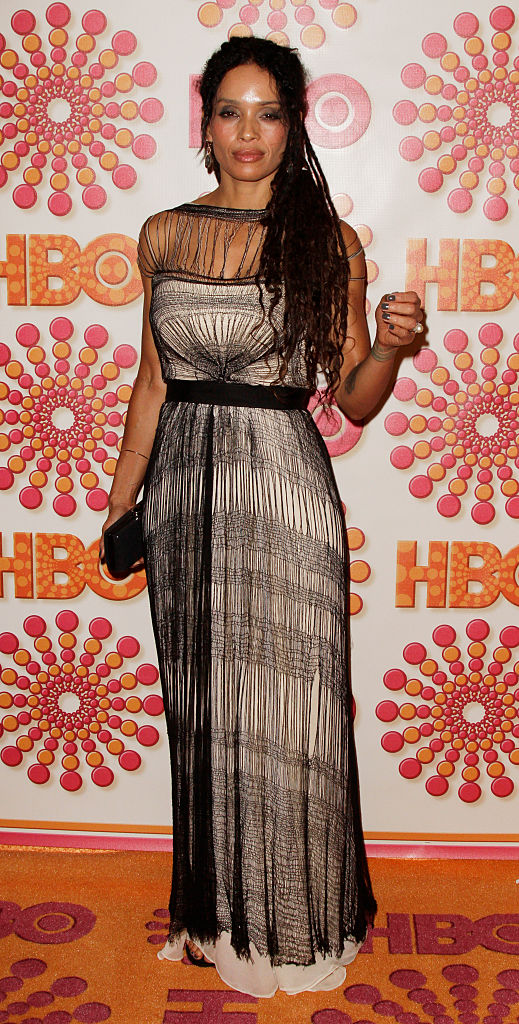 LISA BONET AT THE HBO POST-EMMYS AFTER-PARTY, 2011