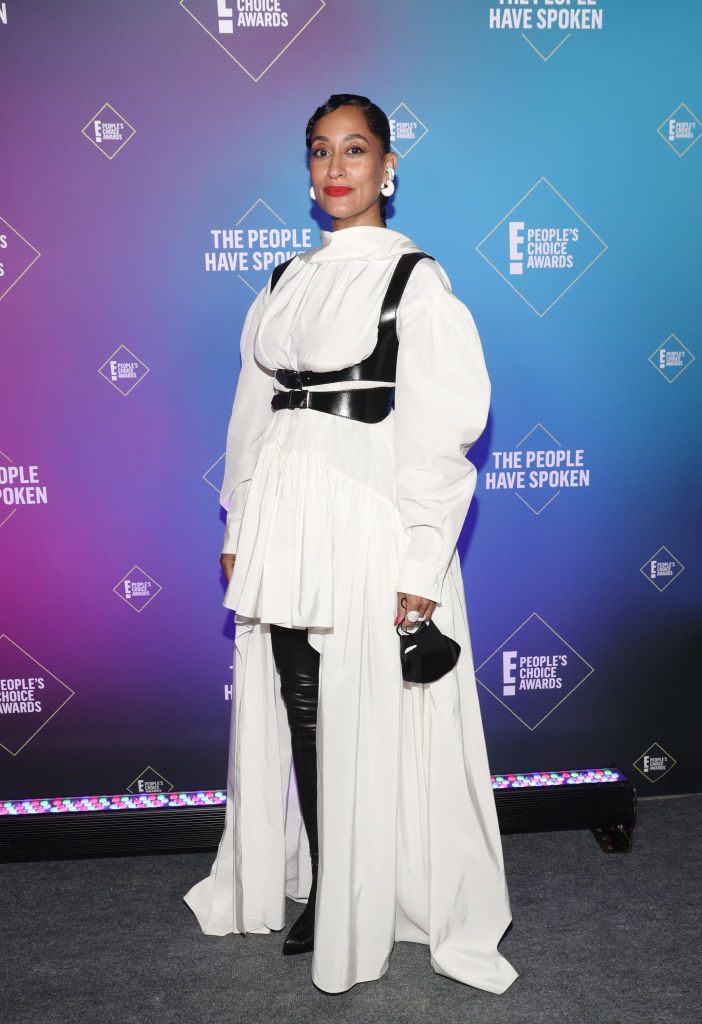 Tracee Ellis Ross Gives Us Victorian Chic