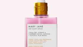 Truly Mary Jane CBD Glow Serum