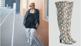 Maui Bigelow/ Fashion To Figure Boots