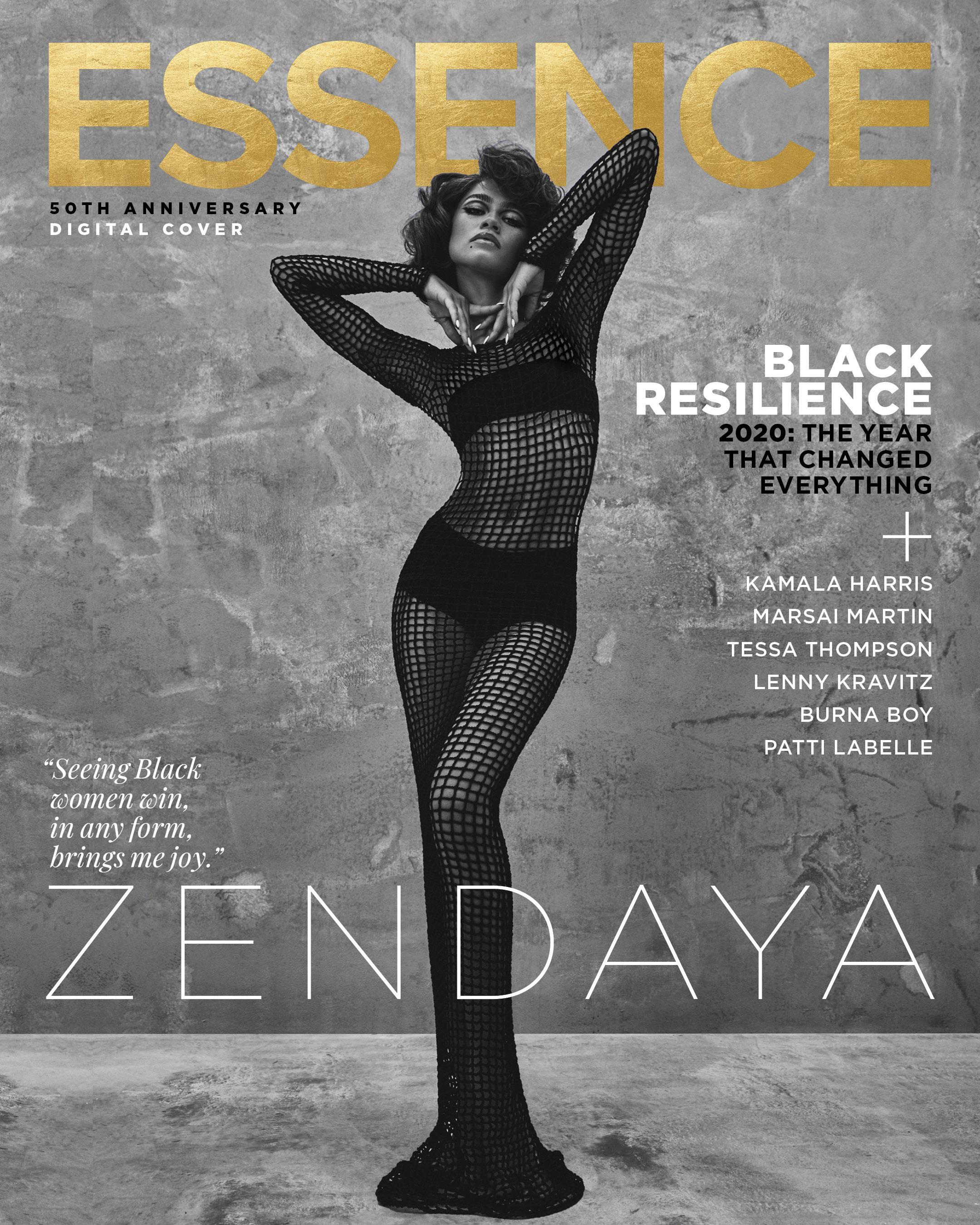 Zendaya November/December Essence
