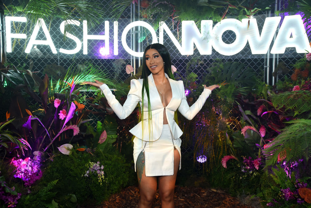 Fashion Nova Presents: Party With Cardi - Inside