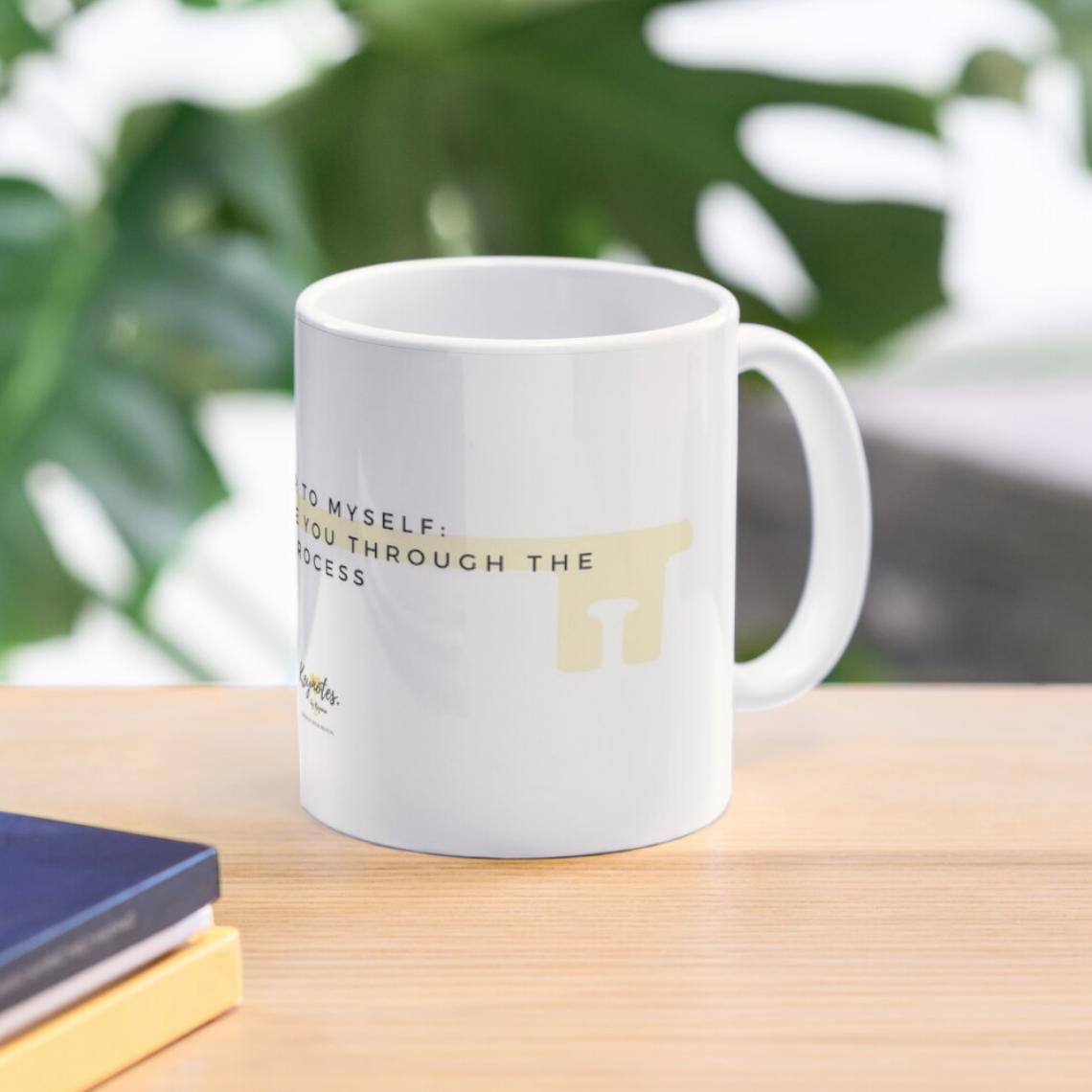 KEYNOTES: LETTER TO MYSELF Mug