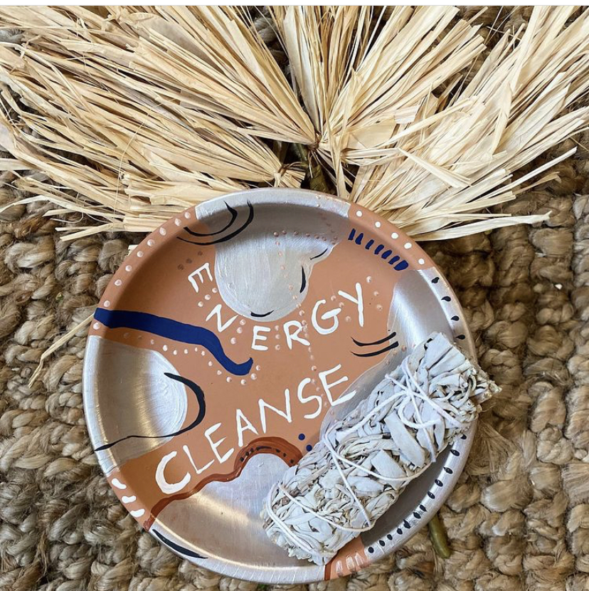 Decor Homage Energy Smudge Bowl