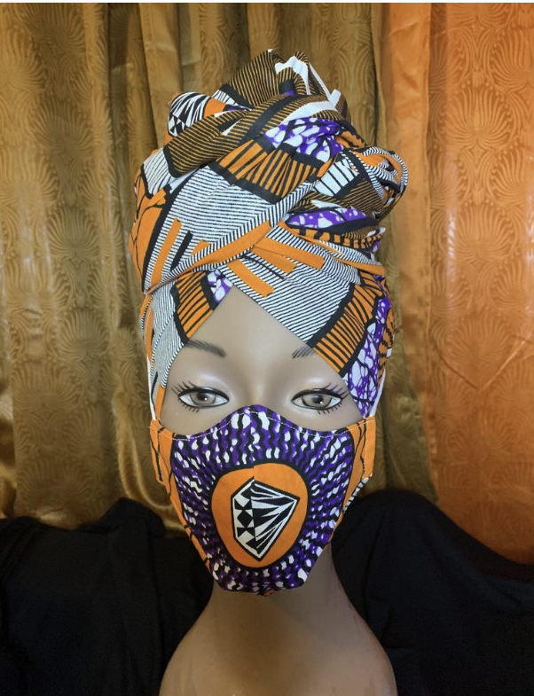 4J2L Creations by Irby headwrap