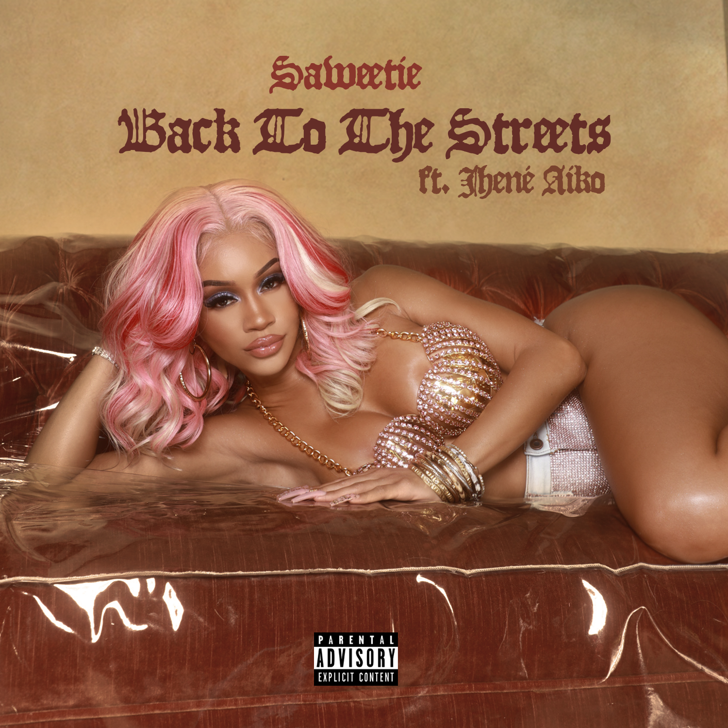 "Saweetie ""Back To The Streets"""