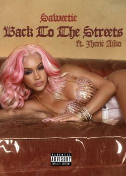 """Saweetie """"Back To The Streets"""""""