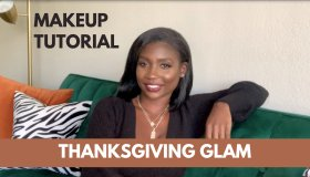 Anika Stewart Thanksgiving Makeup Tutorial