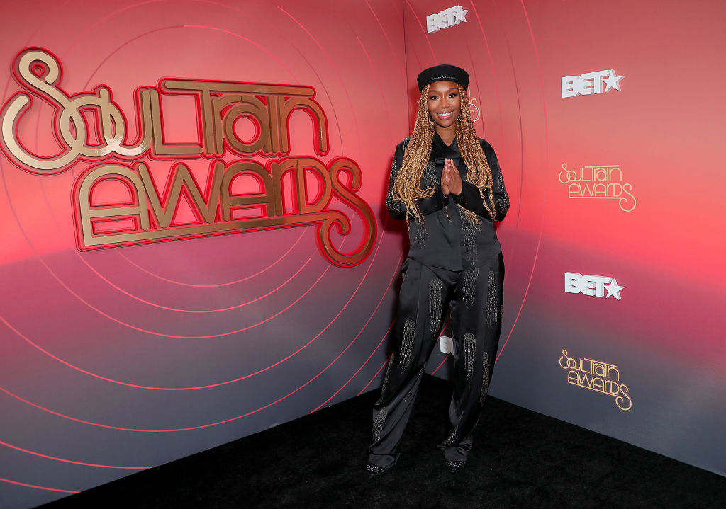 2020 Soul Train Awards - Presented By BET - Red Carpet