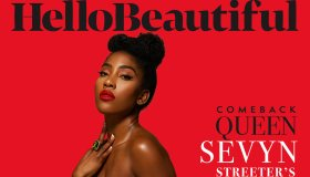 Sevyn Streeter -- December 2020 Cover