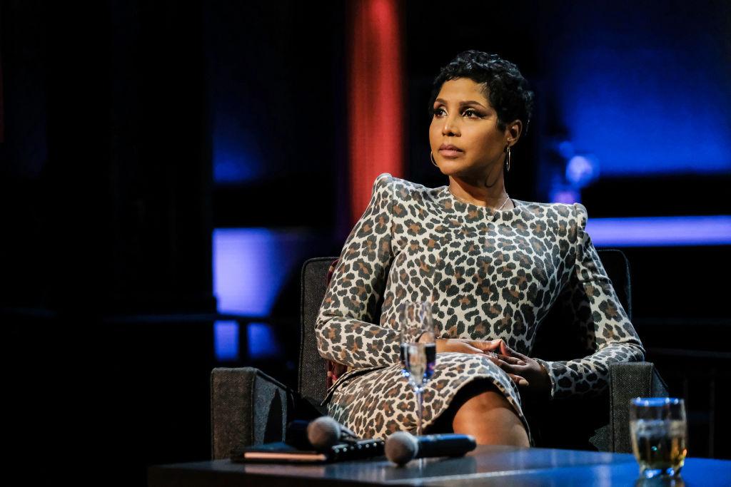 ICYMI: Toni Braxton Went From Black To Platinum And Issa LEWK
