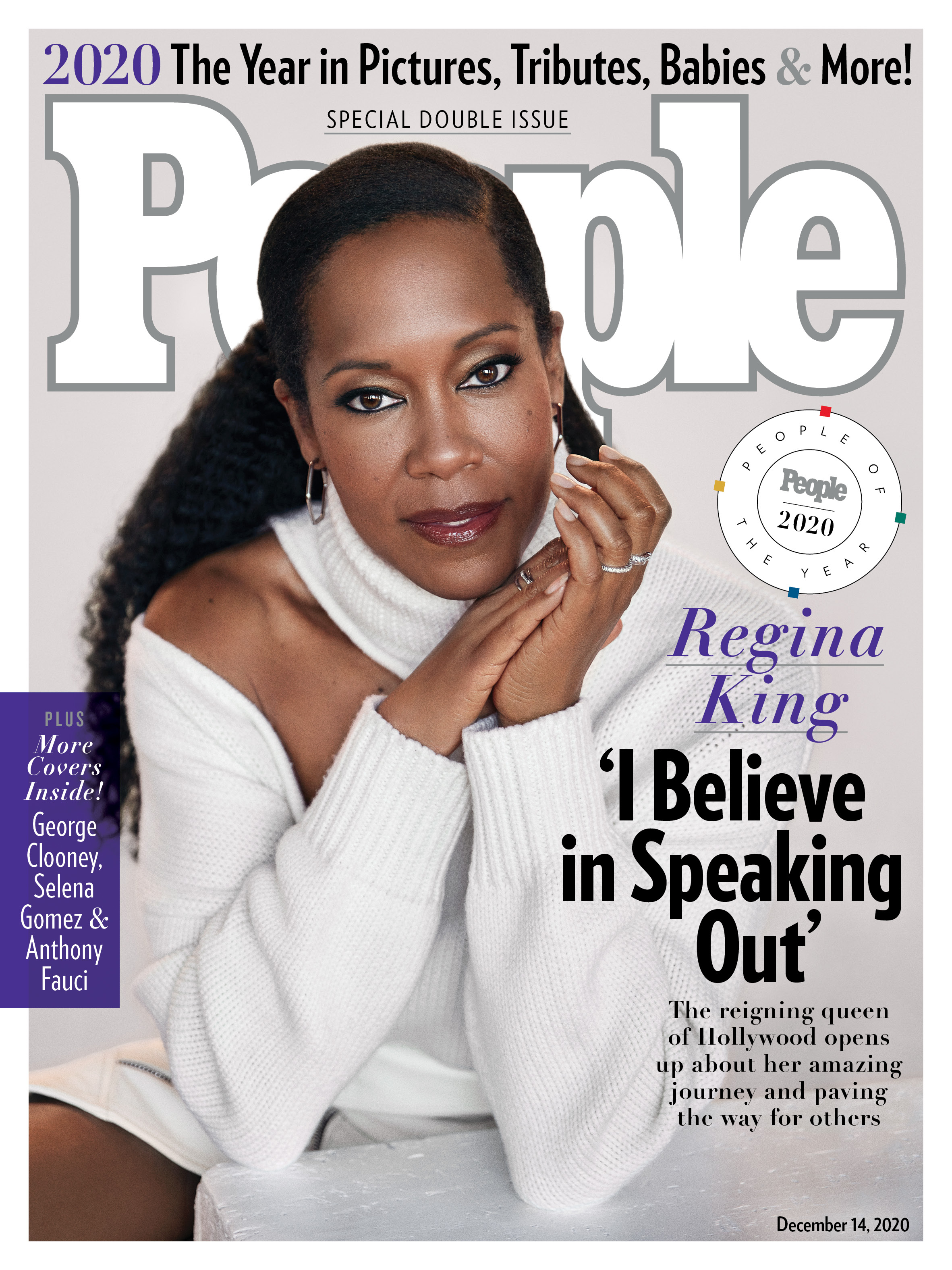 Regina King for People Magazine