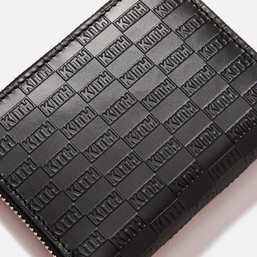 Kith Zip Around Wallet