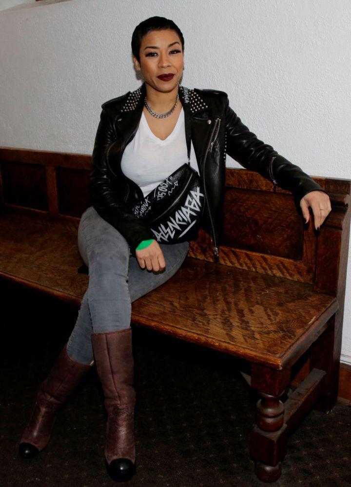 Keyshia Cole's Hair In 2020