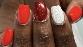 Nailed by toots manicure