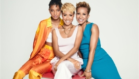 Jada Pinkett-Smith, Adrienne Norris, Willow Smith