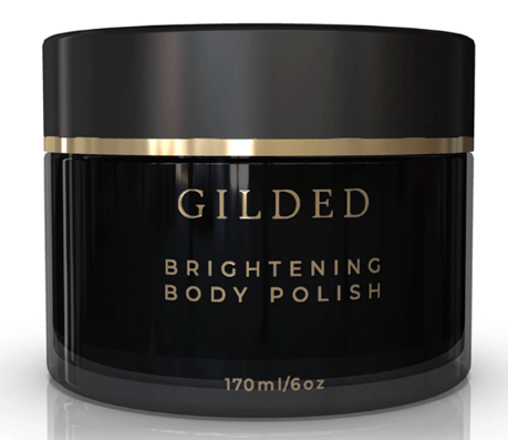 Gilded Brightening Body Polish