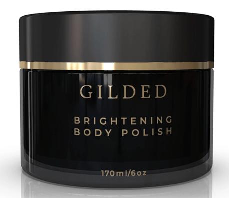 Gilded Brightening Body Polish