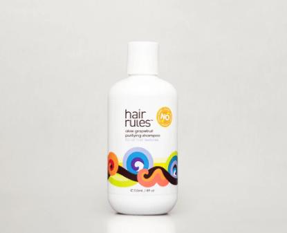 Hair Rules Aloe-Grapefruit Purifying Shampoo