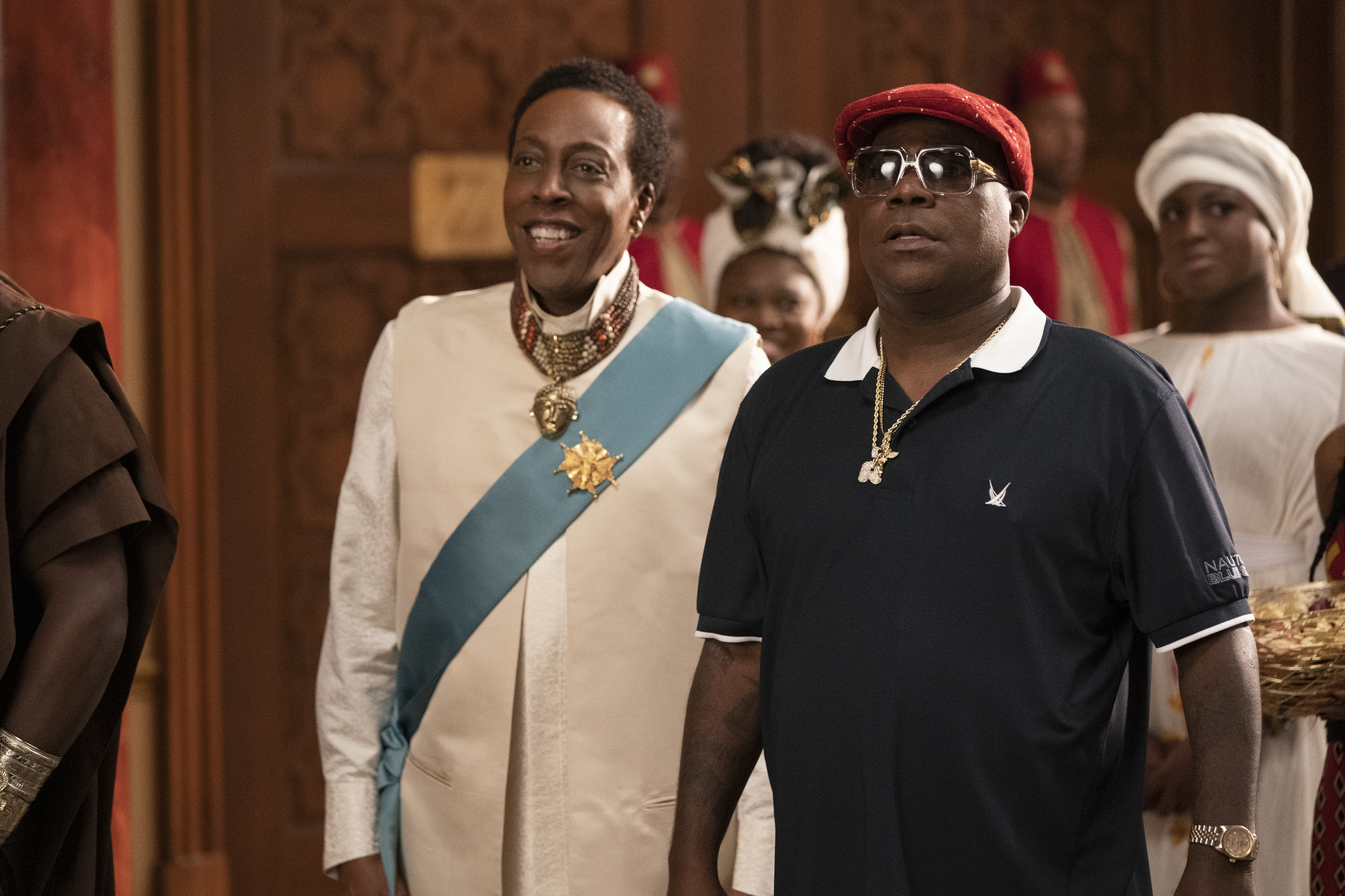 Coming 2 America Official Photos