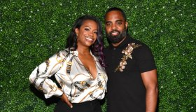 "Kandi Burruss & Todd Tucker Host Reelz on Wheels Benefit Screening Of ""Crazy Rich Asians"""
